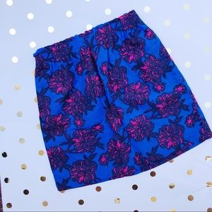 NWT J. Crew   Sidewalk Mini Skirt